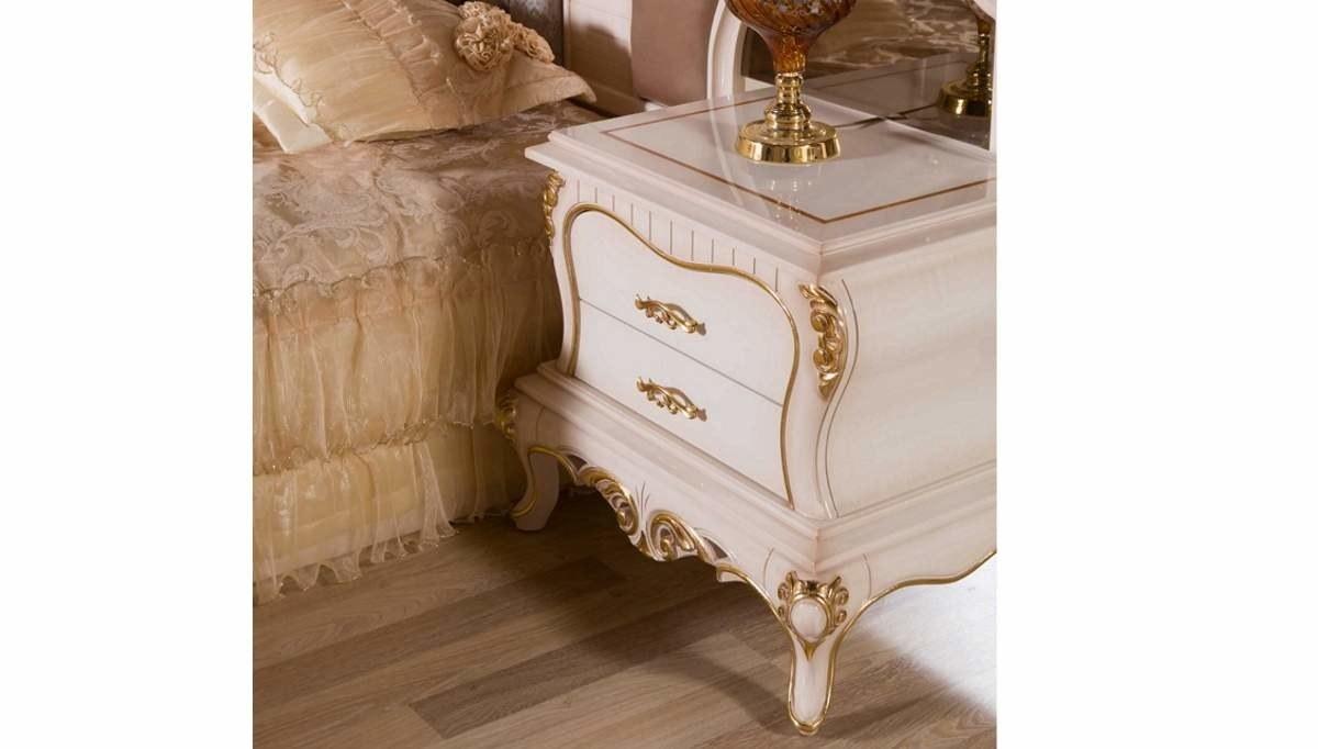 Lüks Bağdat Klasik Yatak Odası