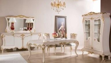 792 - Lüks Bağdat Klasik Yemek Odası