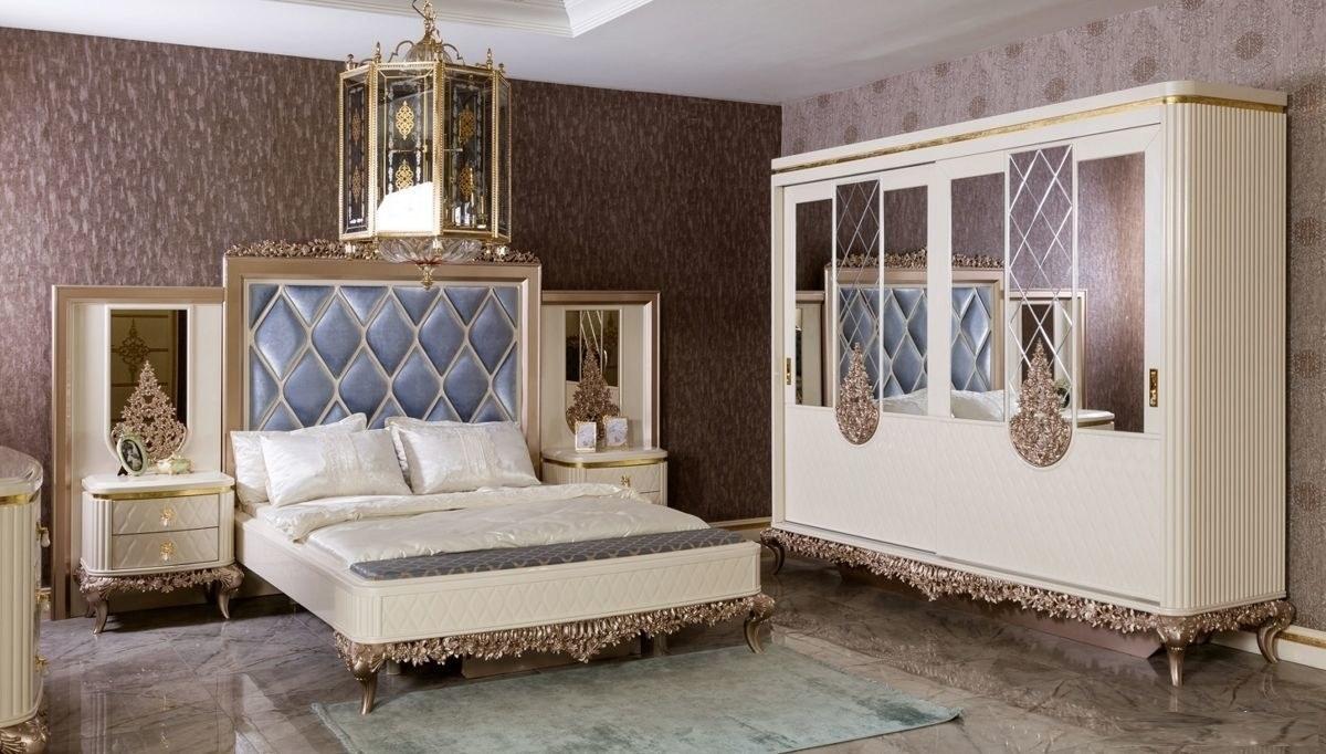 Lüks Balat Klasik Yatak Odası