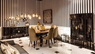 633 - Lüks Balgat Lüks Yemek Odası