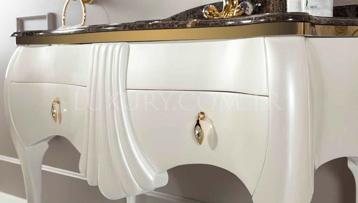Lüks Balnora Klasik Banyo Takımı