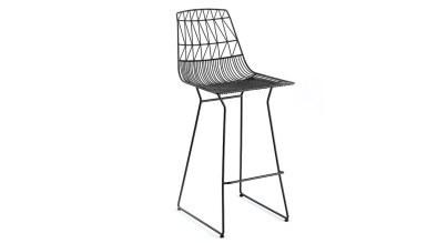 920 - Lüks Band Bar Ayaklı Sandalye