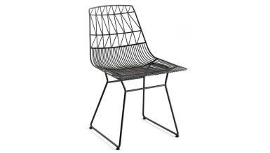 920 - Lüks Band Metal Ayaklı Sandalye