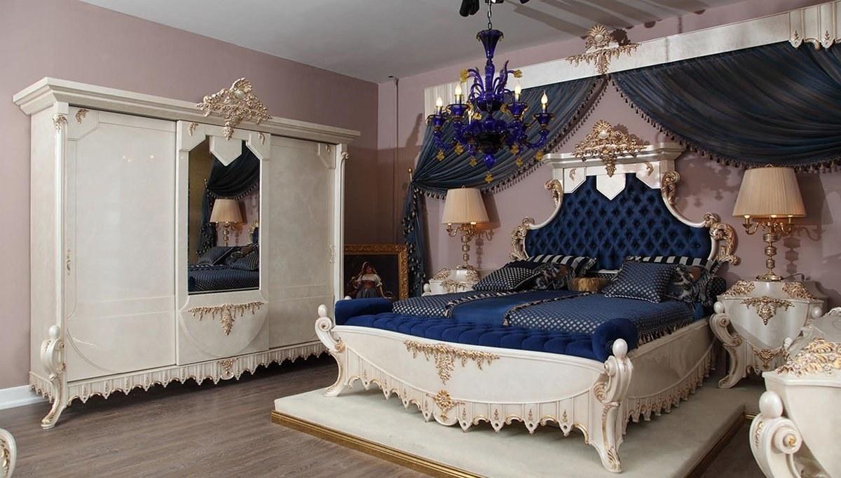 Lüks Bandırma Klasik Yatak Odası