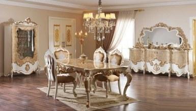 770 - Lüks Bedesten Klasik Yemek Odası
