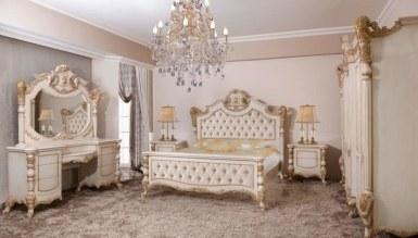 819 - Lüks Behram Klasik Yatak Odası