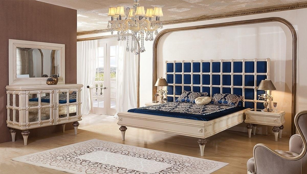 Lüks Behramkale Lüks Yatak Odası