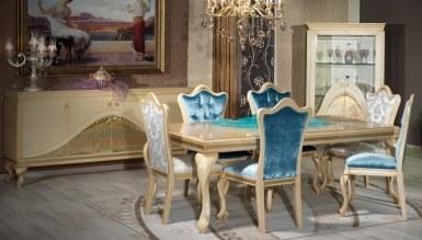 806 - Lüks Belde Klasik Yemek Odası