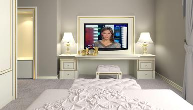 Lüks Benort Otel Odası - Thumbnail