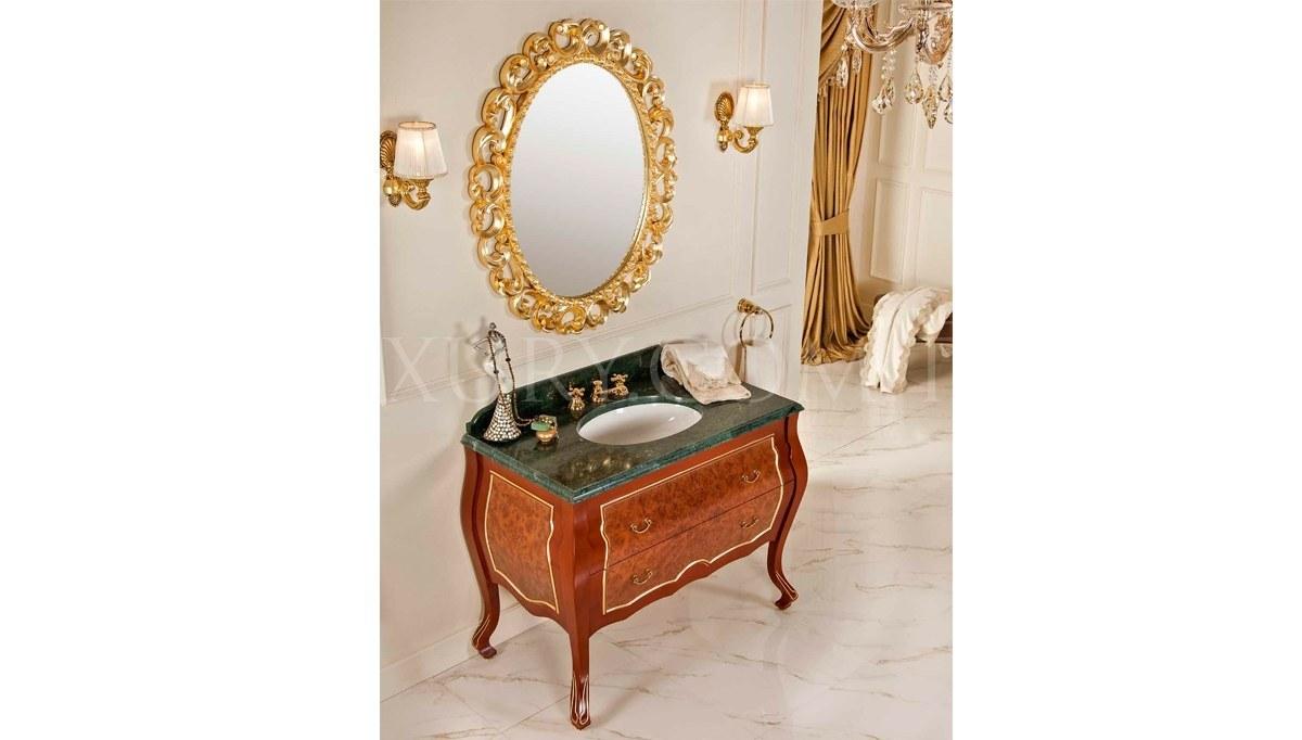 Lüks Bergora Klasik Banyo Takımı