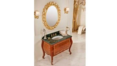 Lüks Bergora Klasik Banyo Takımı - Thumbnail
