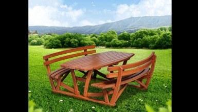1016 - Lüks Besat Piknik Masası