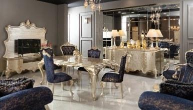 916 - Lüks Beyzade Klasik Yemek Odası