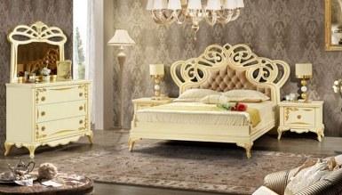 817 - Lüks Biray Klasik Yatak Odası