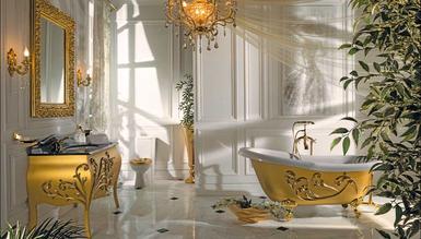 Lüks Boterso Klasik Banyo Takımı - Thumbnail