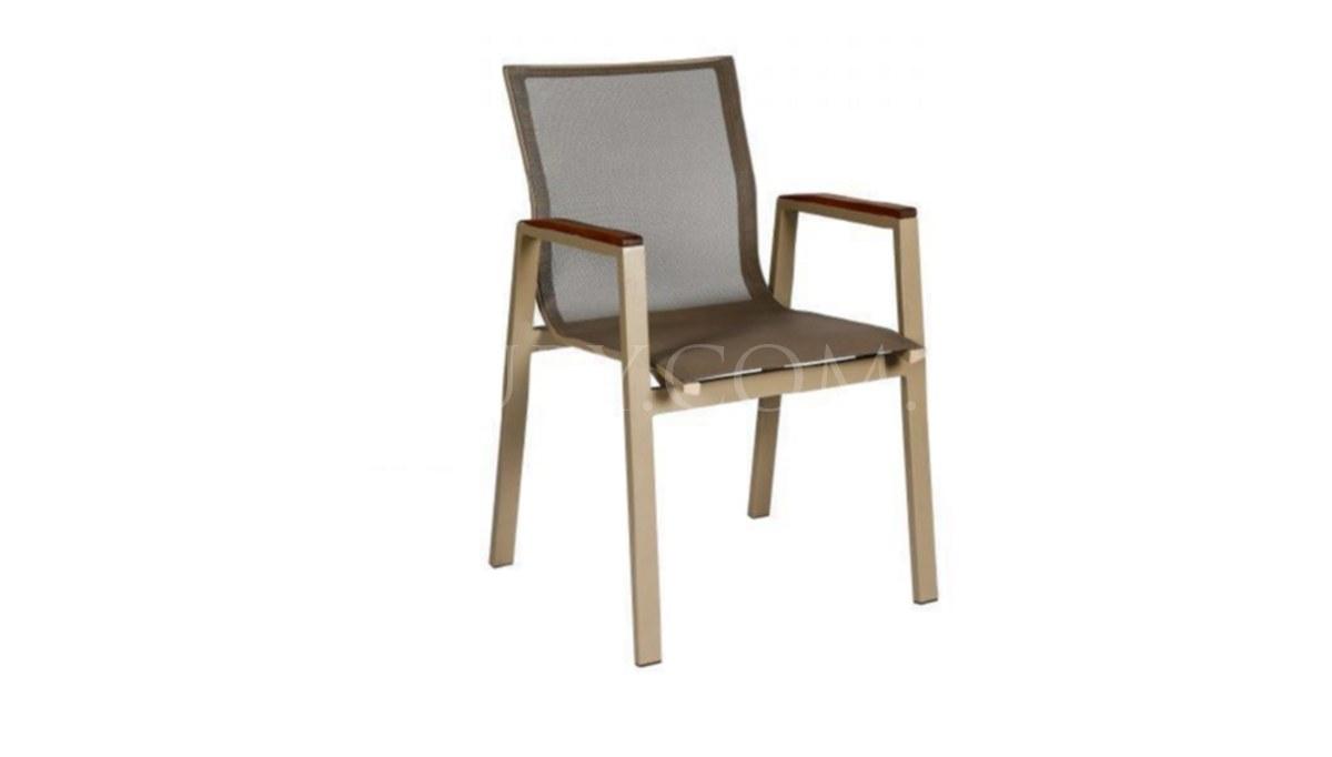 Lüks Brave Metal Ayaklı Sandalye