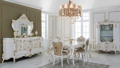 411 - Lüks Bremen Klasik Yemek Odası