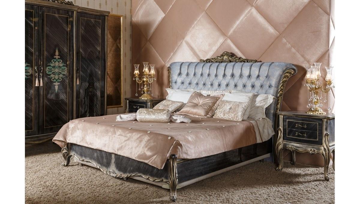 Lüks Buena Klasik Yatak Odası