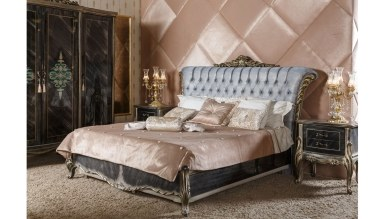 Lüks Buena Klasik Yatak Odası - Thumbnail
