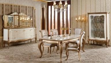 Lüks Buena Klasik Yemek Odası - Thumbnail
