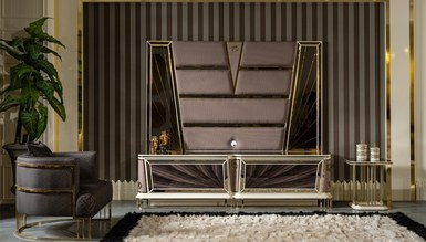Lüks Bugatti Metal TV Ünitesi - Thumbnail