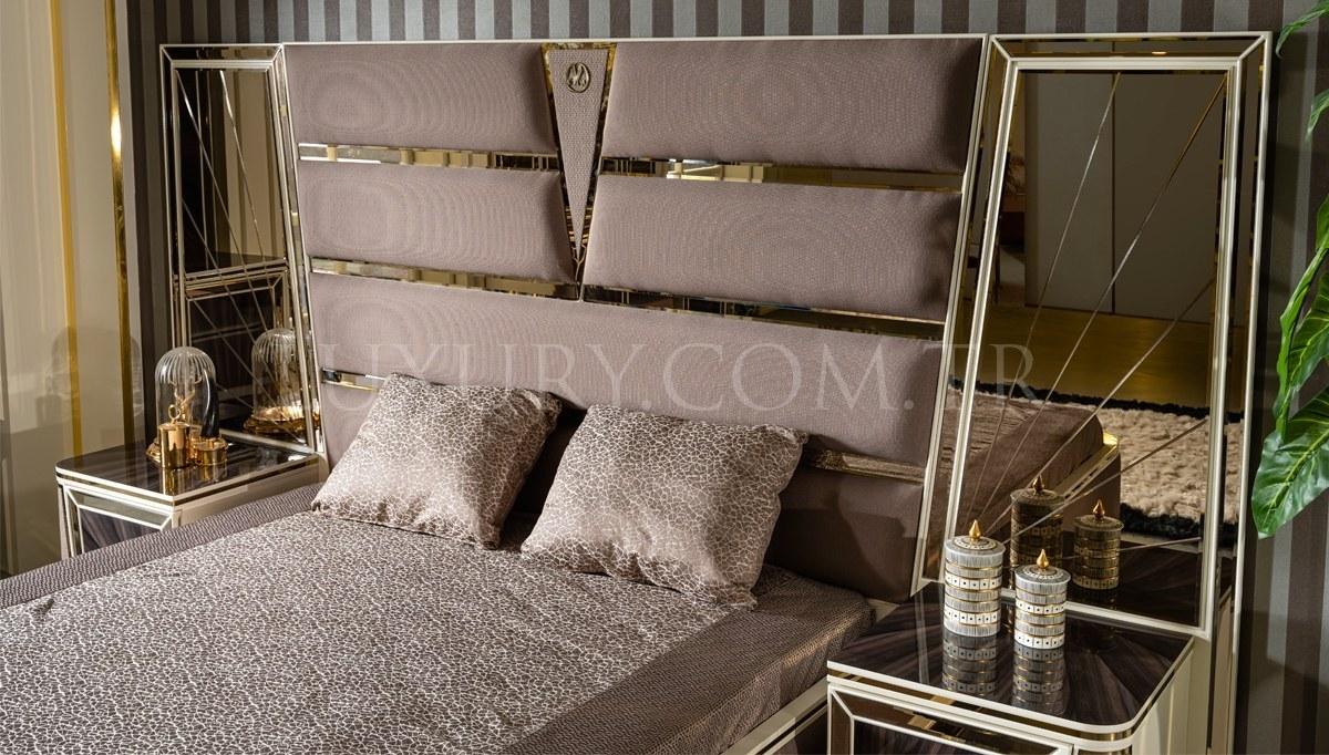Lüks Bugatti Metal Yatak Odası