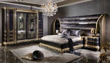 1037 - Lüks Bulgarya Klasik Yatak Odası
