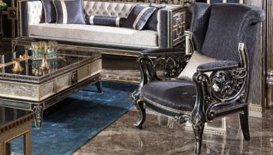 Lüks Burgaz Luxury Koltuk Takımı - Thumbnail