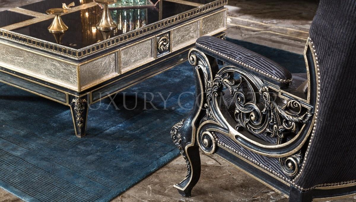 Lüks Burgaz Luxury Koltuk Takımı