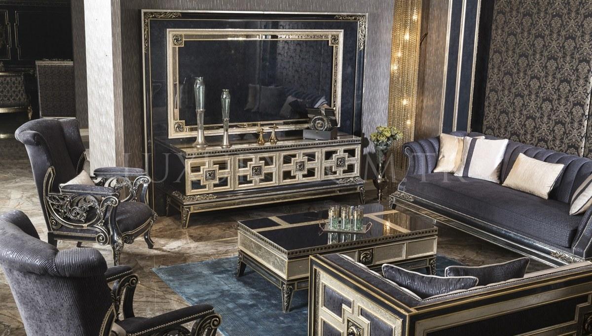 Lüks Burgaz Luxury TV Ünitesi
