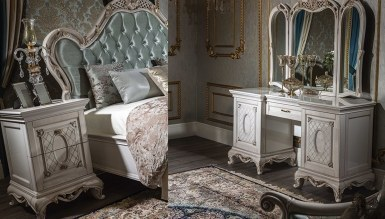 Lüks Buster Klasik Yatak Odası - Thumbnail