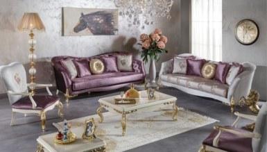 Lüks Cagera Klasik غرفة الجلوس