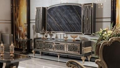 Lüks Calenas Art Deco TV Ünitesi - Thumbnail