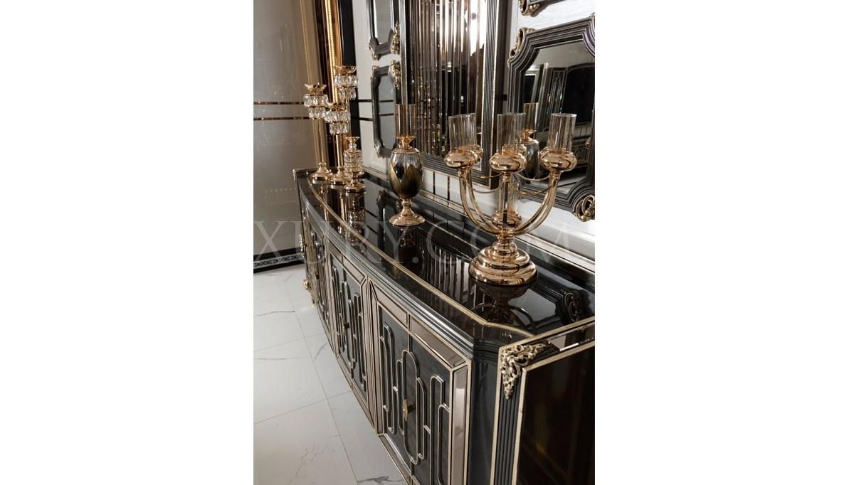Lüks Calenas Art Deco Yemek Odası