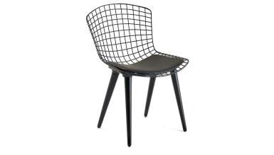 920 - Lüks Çamlıce Ahşap Ayaklı Sandalye