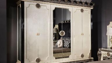 Lüks Cape Town Klasik Yatak Odası - Thumbnail