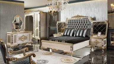 916 - Lüks Cengizhan Klasik Yatak Odası