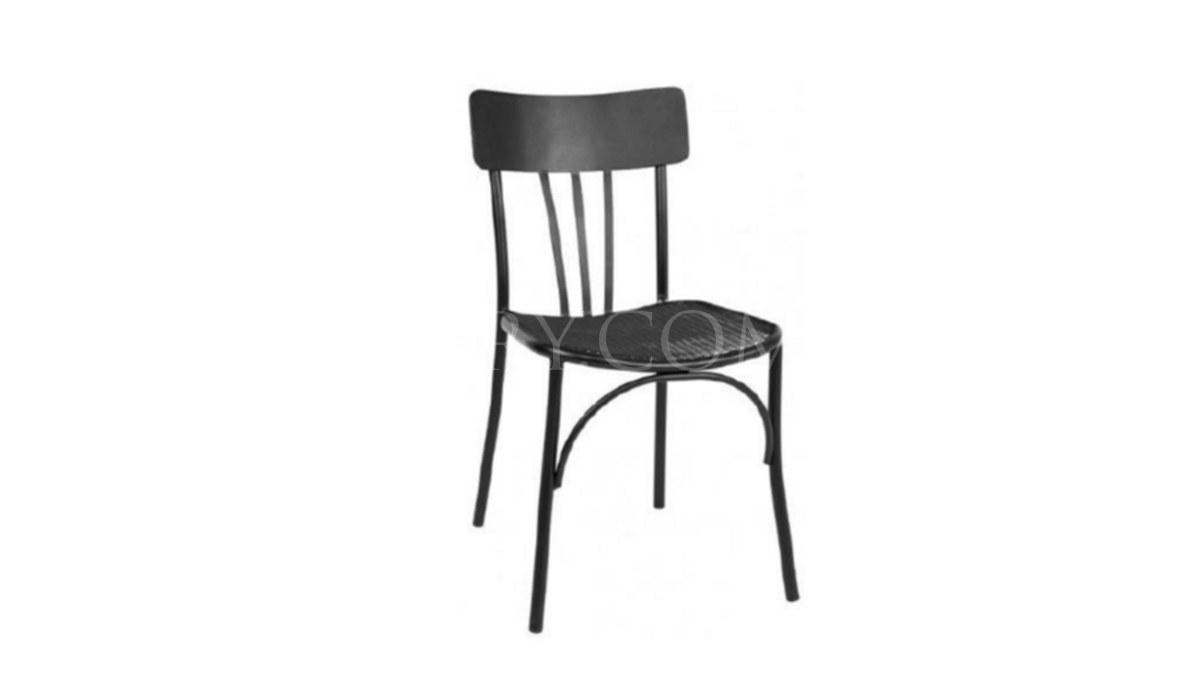 Lüks Ceno Metal Ayaklı Sandalye
