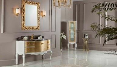 Lüks Cesares Klasik Banyo Takımı