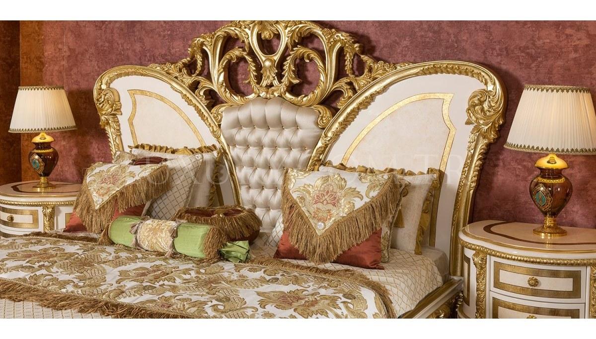 Lüks Cesena Klasik Yatak Odası