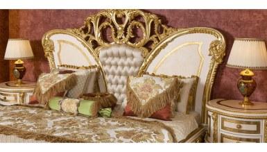 Lüks Cesena Klasik Yatak Odası - Thumbnail