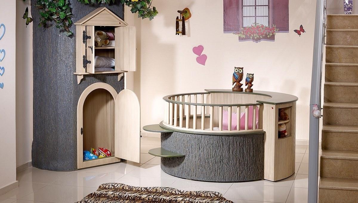 Lüks Çırna Bebek Odası