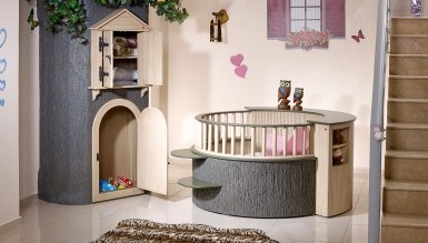 849 - Lüks Çırna Bebek Odası