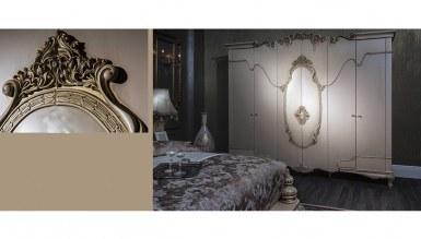 Lüks Corbel Klasik Yatak Odası - Thumbnail