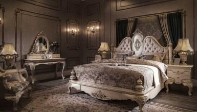 Lüks Corbel Klasik Yatak Odası