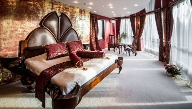 Lüks Dalaba Otel Odası - Thumbnail