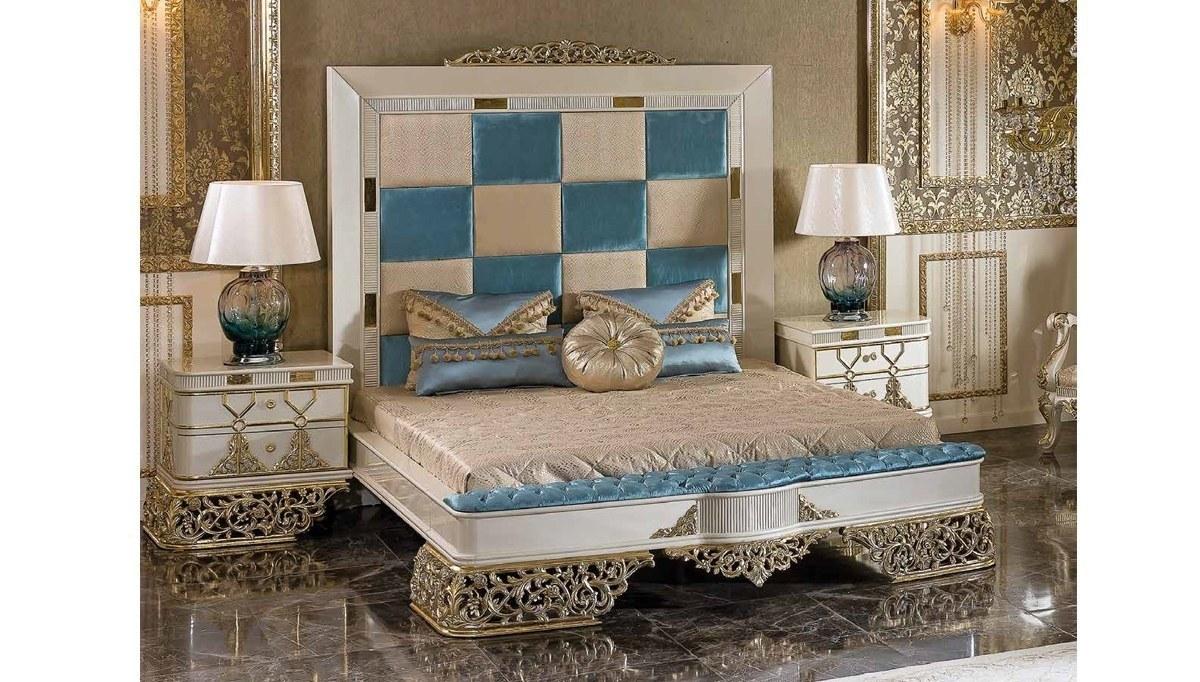 Lüks Darina Klasik Yatak Odası