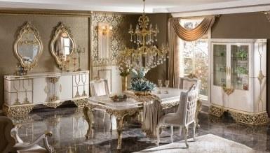 770 - Lüks Darina Klasik Yemek Odası