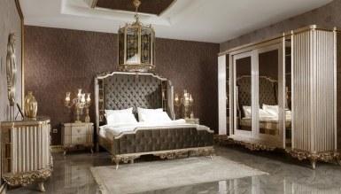 Lüks Darvin Klasik Yatak Odası