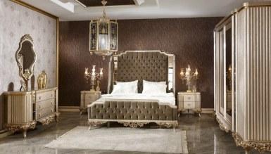 Lüks Darvin Klasik Yatak Odası - Thumbnail
